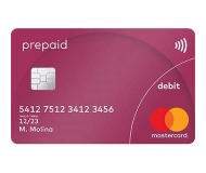 Prepaid Mastercard 100 EUR Prepaid direct Top Up